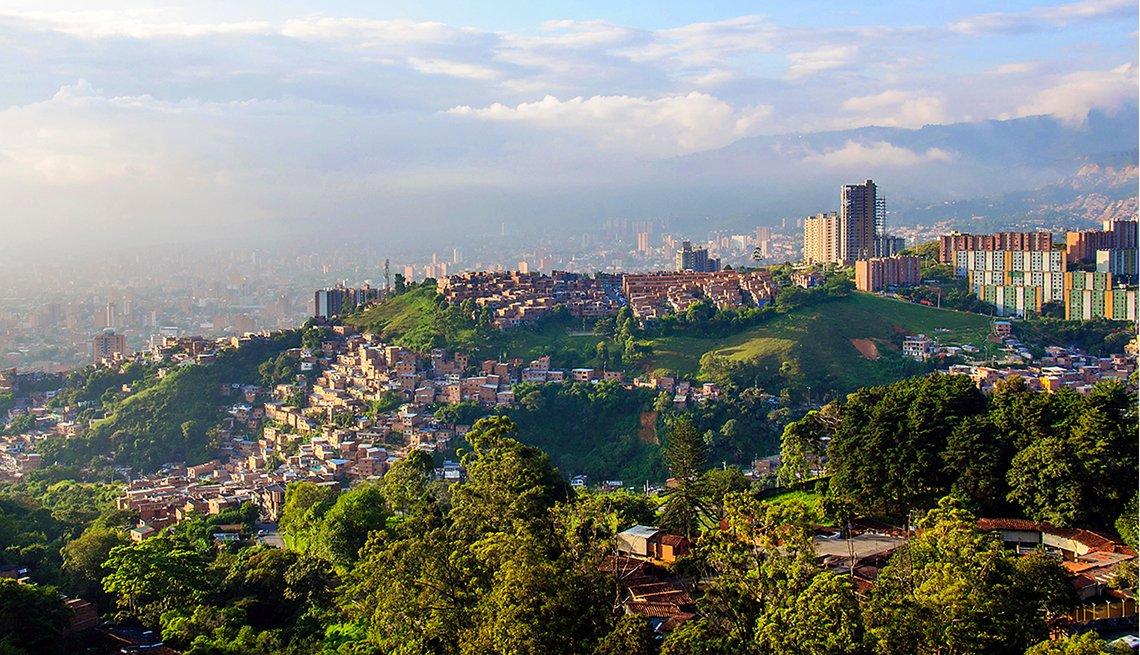 Ciudades donde hacer excursiones