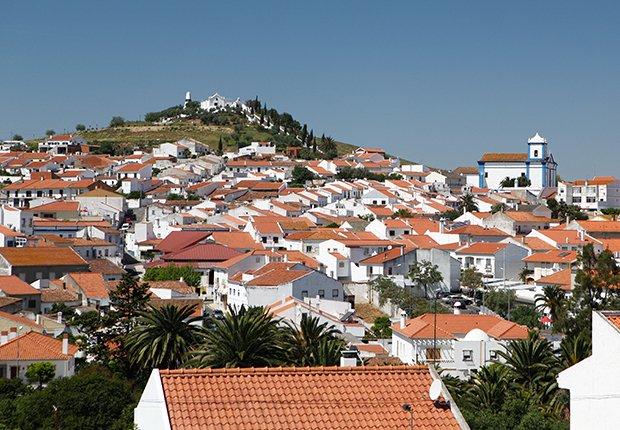 Emblemas del Santuario de Nuestra Señora del Rosario de Fátima - Aljustrel, Portugal