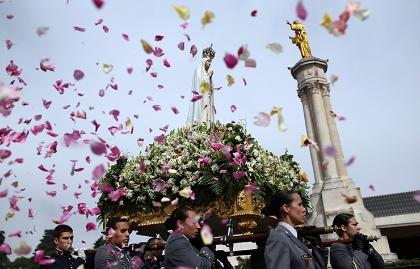 Guía para viajar al Santuario de Fátima en su centenario