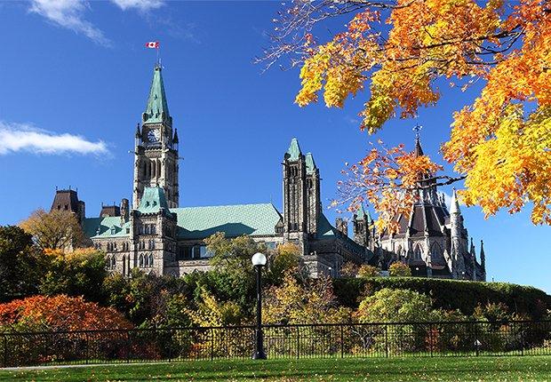 Canadá en su aniversario