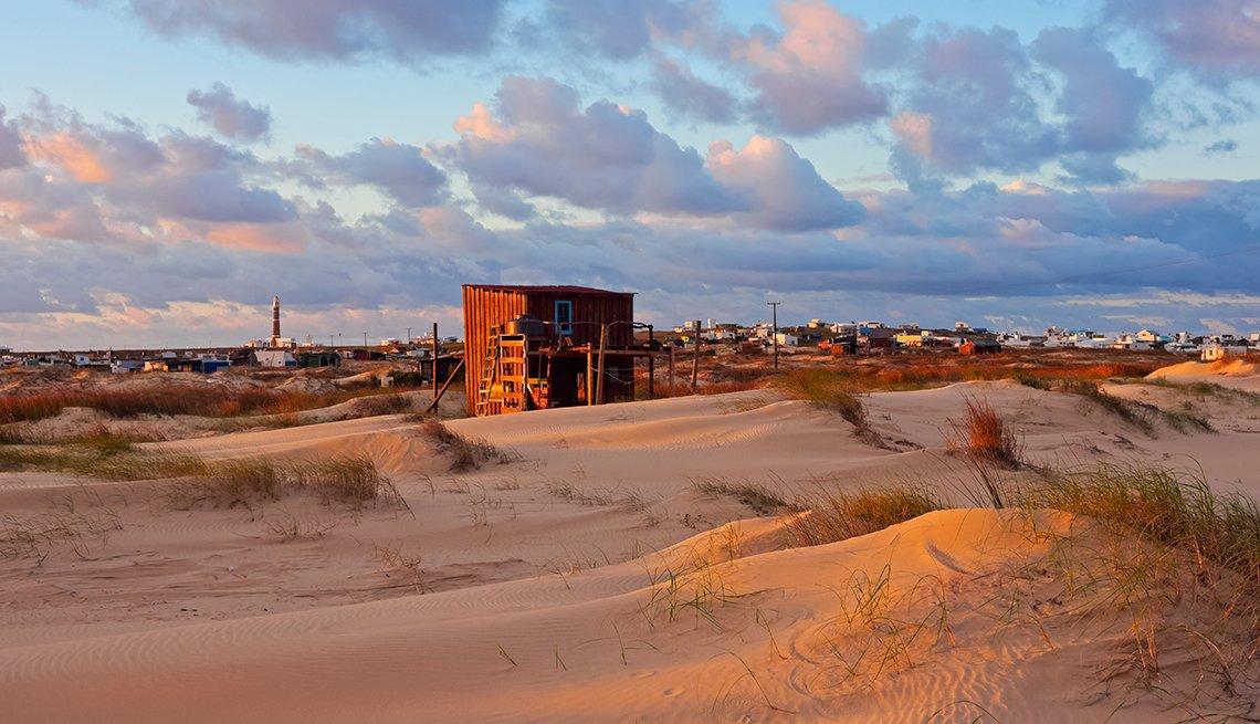 Desiertos y dunas en Latinoamérica - Cabo Polonio