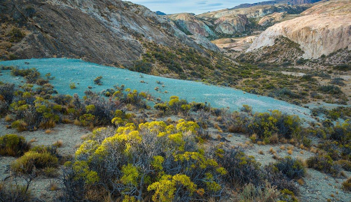 Desiertos y dunas en Latinoamérica - Patagonia Argentina