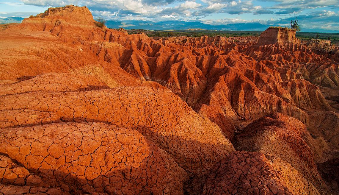 Desiertos y dunas en Latinoamérica - Tatacoa Colombia