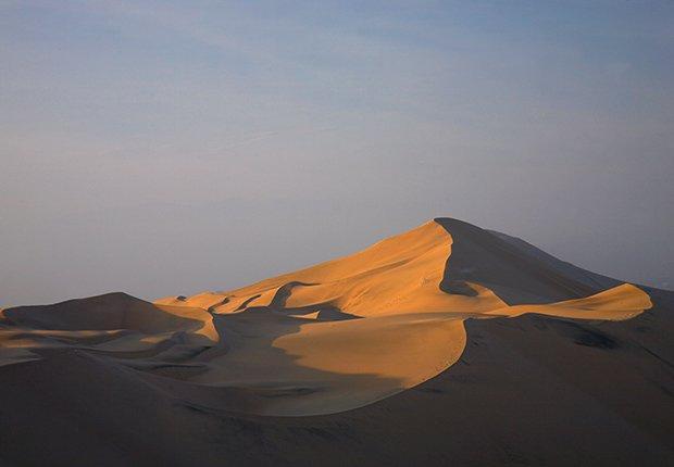 Desiertos y dunas en Latinoamérica - Ocucaje Perú