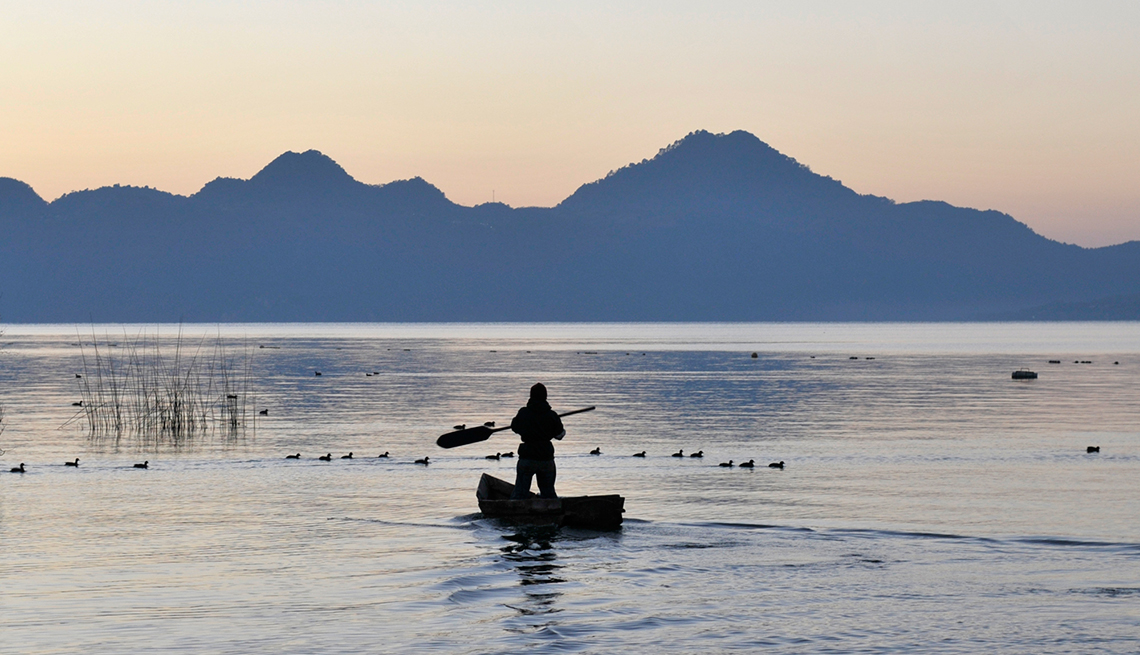 Guatemala - Lago Atitlán