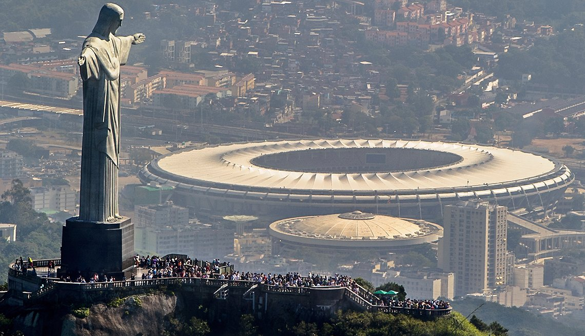 maracana, stadium, brazil
