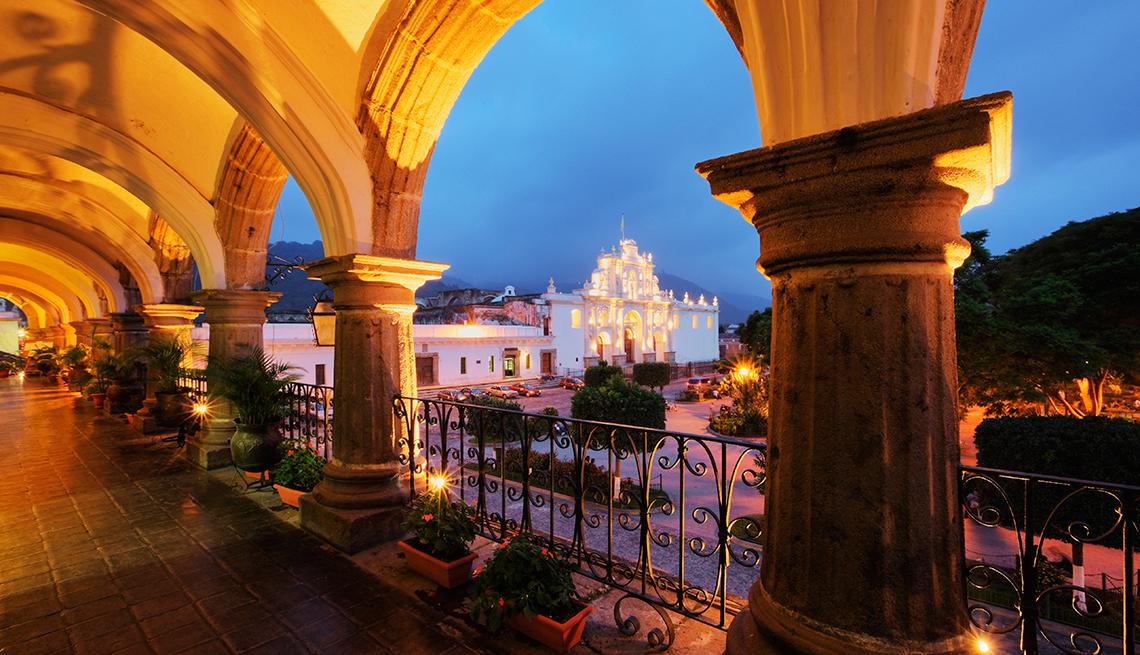 Monasterio en Antigua