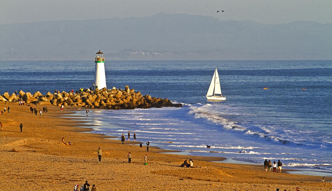 Playas donde ir con los niños