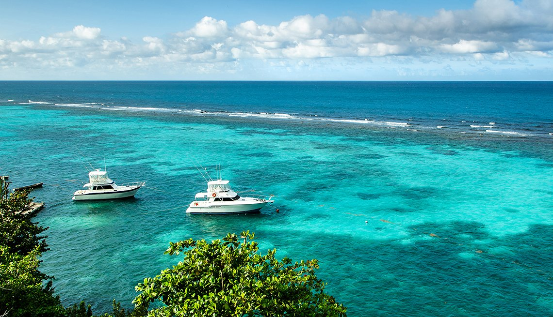 Yachts docked in Harbor Ocho Rios, Jamaica, Top International Destinations