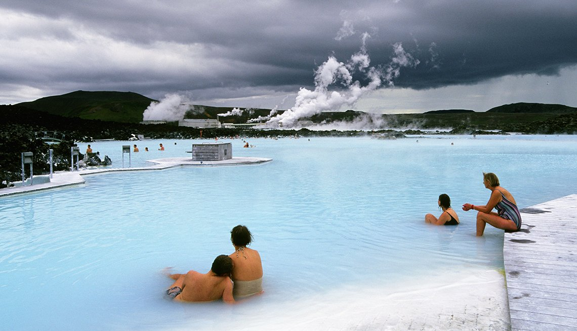Blue Lagoon, Iceland, Hot Springs, Geo-thermal Power, World's Best Budget Places