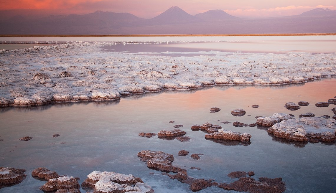 The Atacama Desert, Chile, International Bucket List Destinations