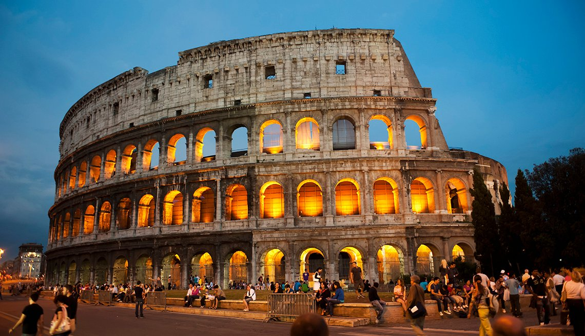 The Colosseum, Rome, Affordable Europe: 8 Iconic Cities Not to Be Missed