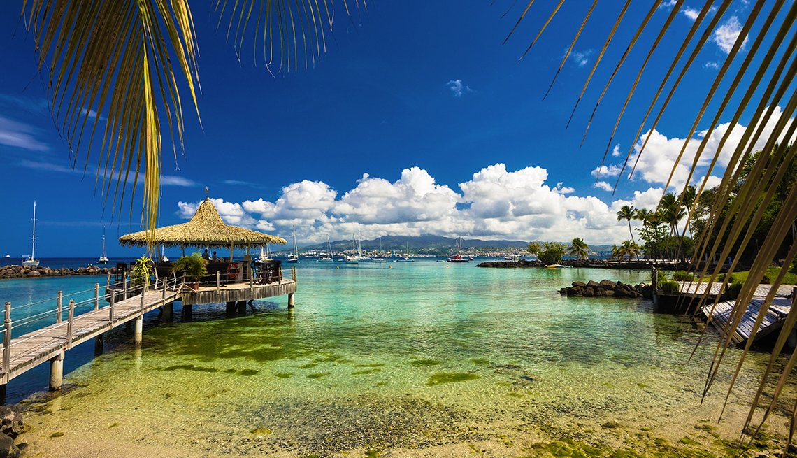 Sunshine, Waterfront, Martinique, French West Indies, Affordable Europe: 8 Iconic Cities Not to Be Missed