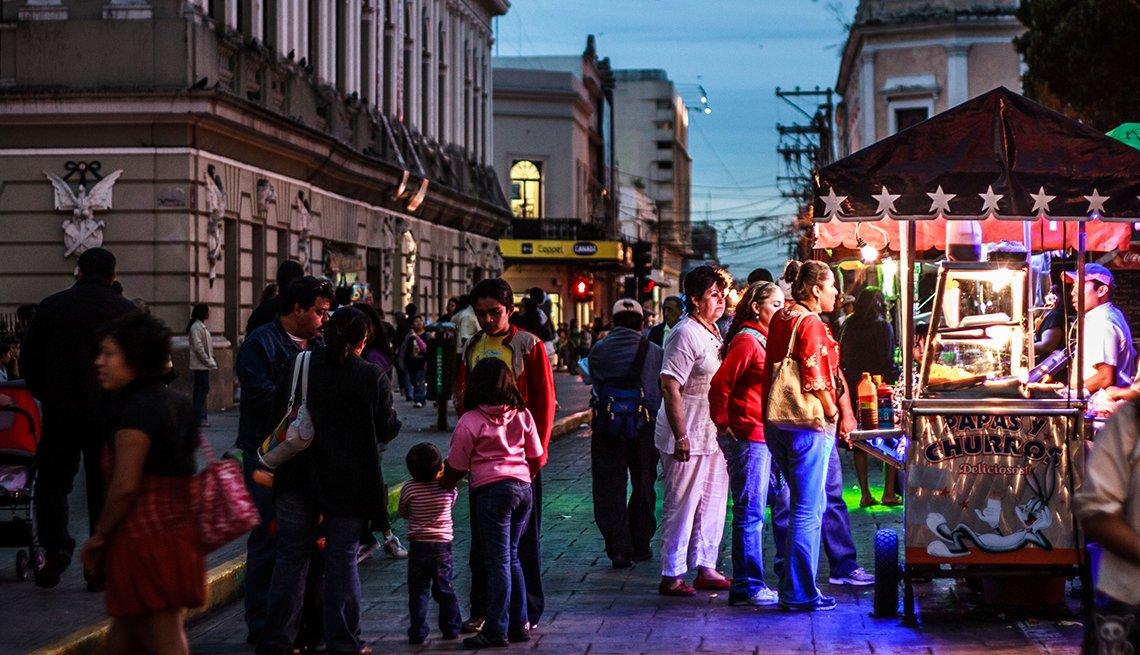 Night Market in Merida, Mexico, Mexican Getaways, Travel