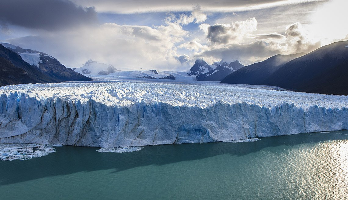 The Perito Moreno Glacier In Argentina, Latin American Natural Wonders