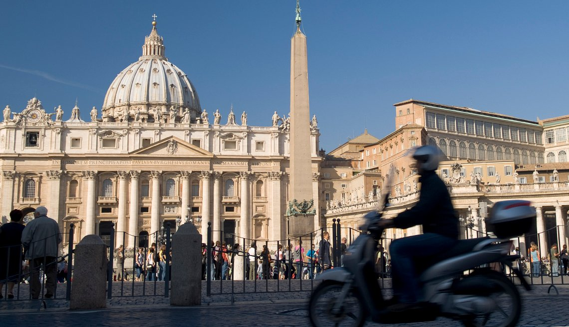 St. Peter's Square, Vatican City, Affordable Europe: 8 Iconic Cities Not to Be Missed