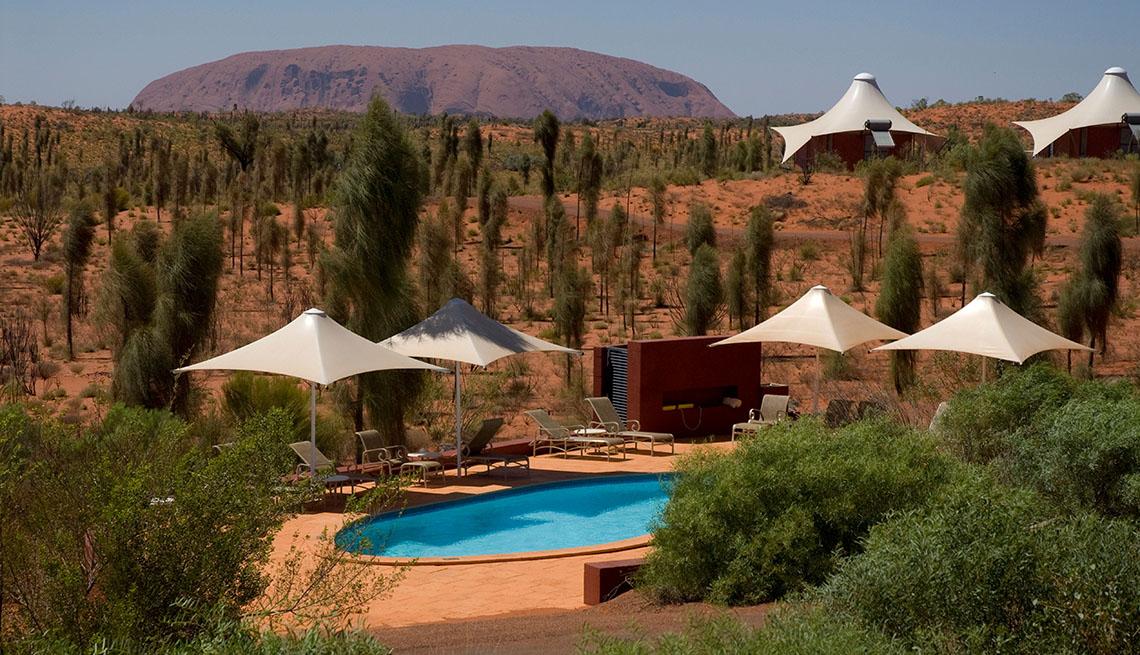 Resort At Uluru Kata Tjuta National Park Northern Territory Australia, Global Glamping