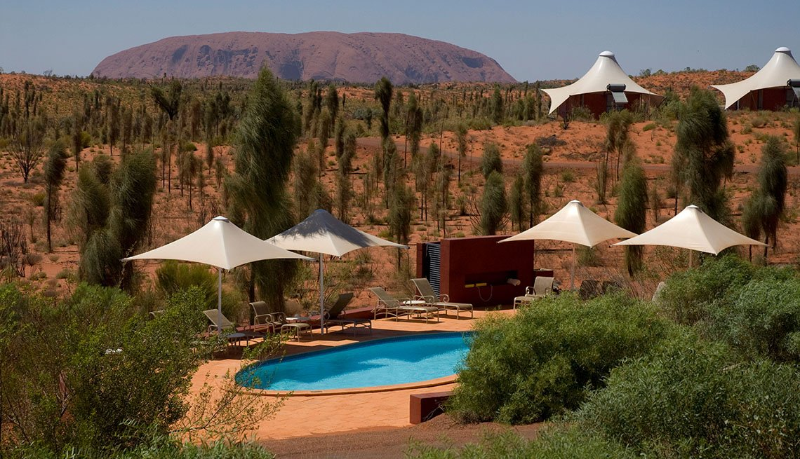 Resort At Uluru Kata Tjuta National Park Northern Territory Australia, Global Glamping