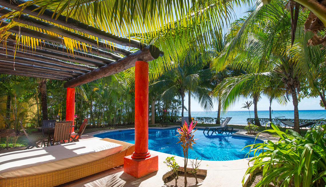The Pool At Iberostar Cozumel, All Inclusive Mexican Resorts