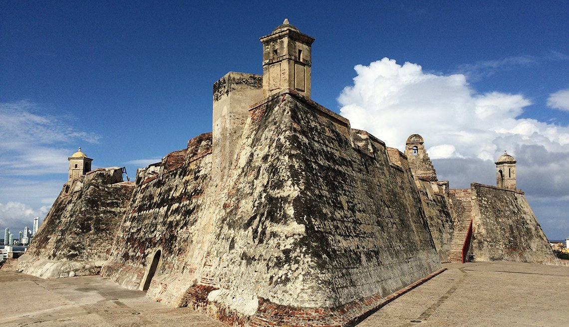 San Felipe Castle In Colombia, Colombia Slideshow