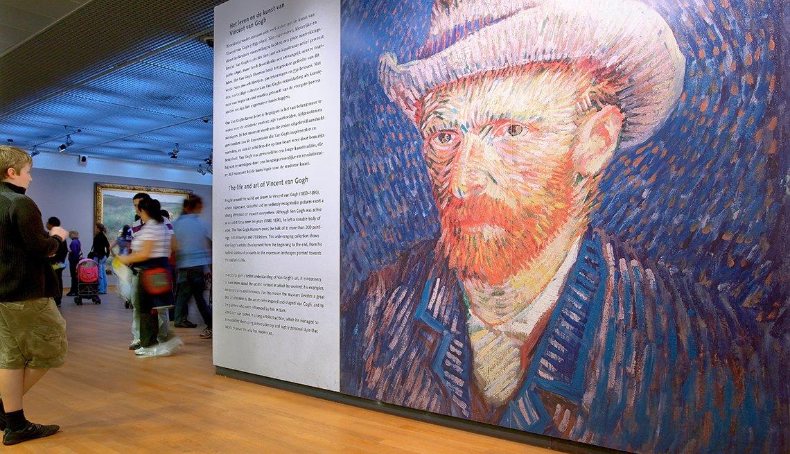 Museo de Van Gogh en Amsterdam.