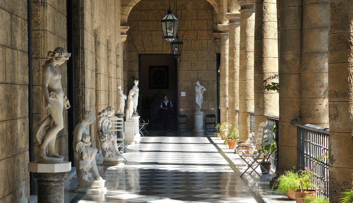 Palacio de los Capitanes Generales, La Habana, Cuba.