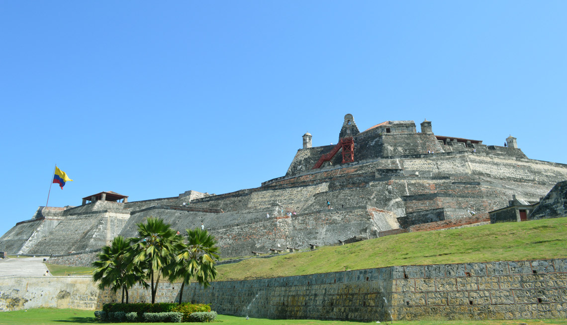 item 4 of Gallery image - Castillo de San Felipe de Barajas, Cartagena, Colombia.