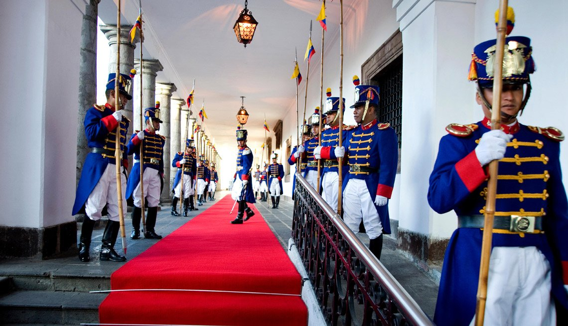 item 8 of Gallery image - Palacio de Carondelet, Quito, Ecuador.