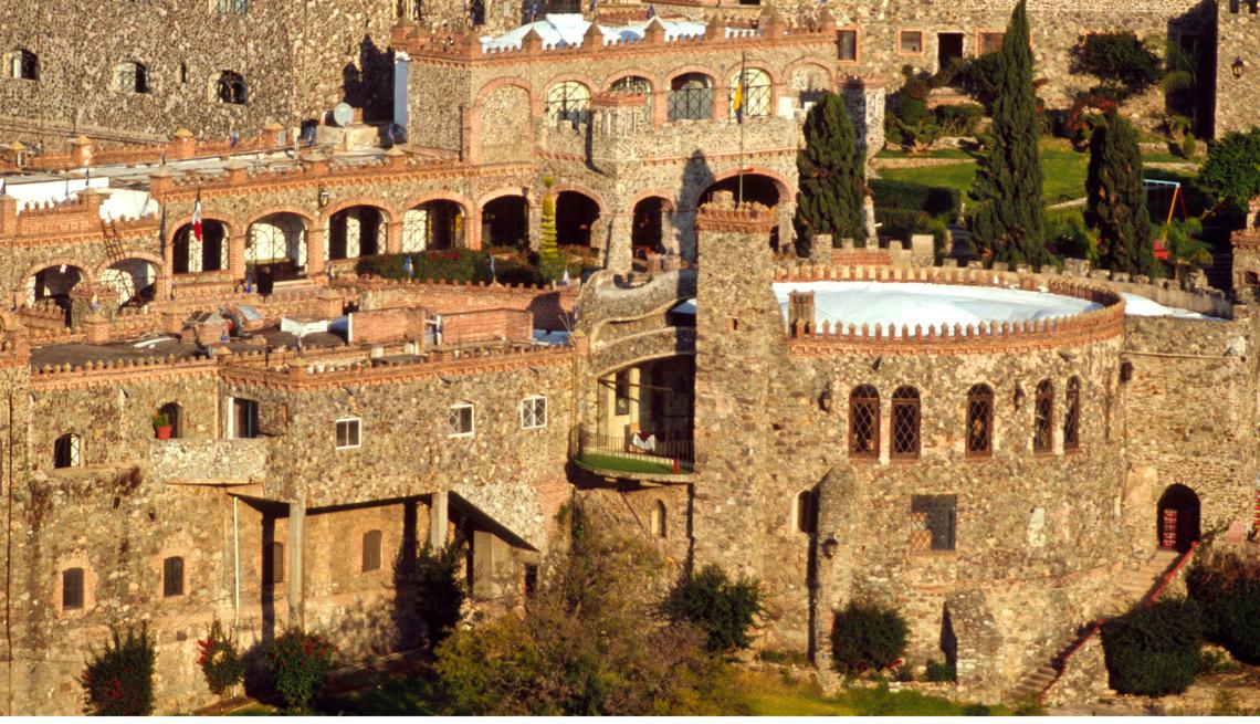 item 11 of Gallery image - Castillo de Santa Cecilia, Guanajato, México.