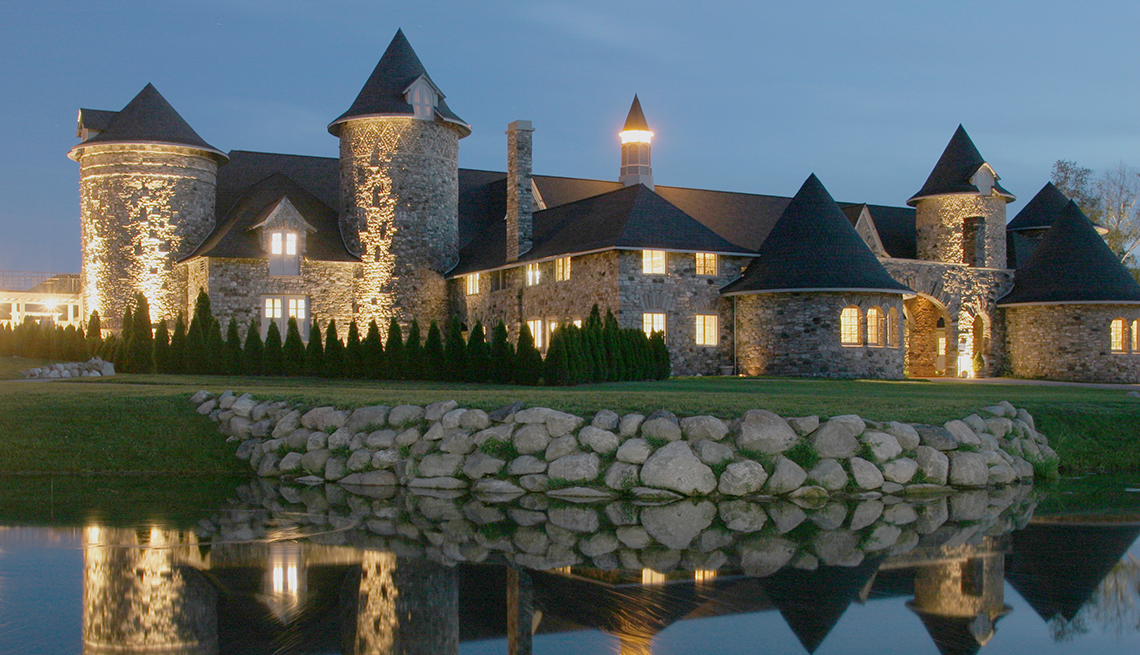 Castle Farms, Charlevoix, Michigan, 10 Must-See American Castles