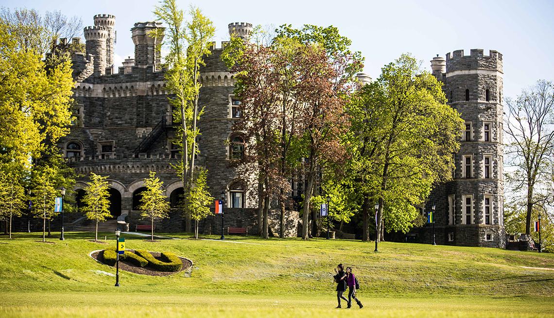 Grey Towers Castle, Philadelphia, 10 Must-See American Castles