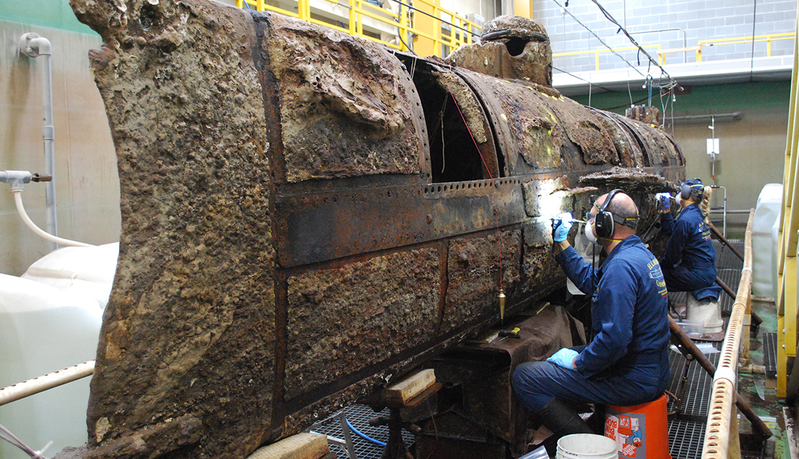 Civil War Submarine Hunley, Conservators Work, Iron Hull, Fascinating Civil War Battles Across the Continent