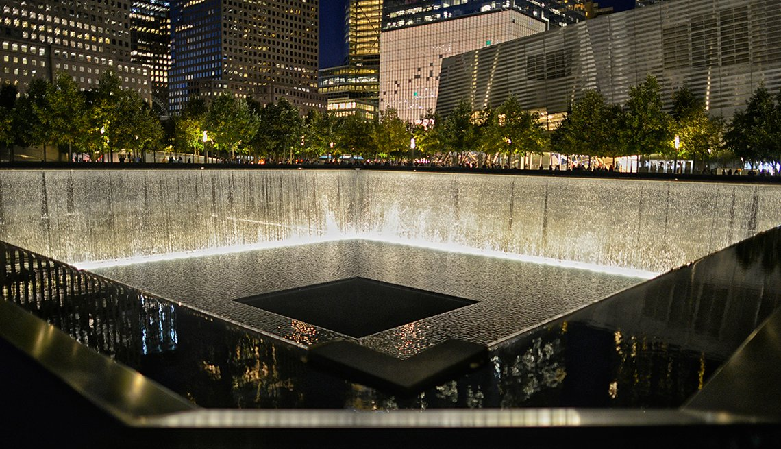National September 11 Memorial in New York City, United States Bucket List Destinations