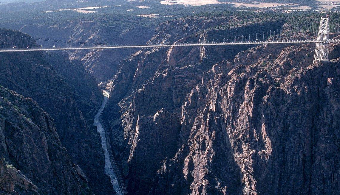 The Royal Gorge Bridge In Colorado, Must See Bridges
