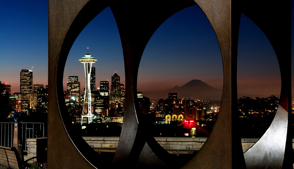5 Happiest Cities In America Seattle San Jose,Kitchen Cabinet Storage Solutions Home Depot