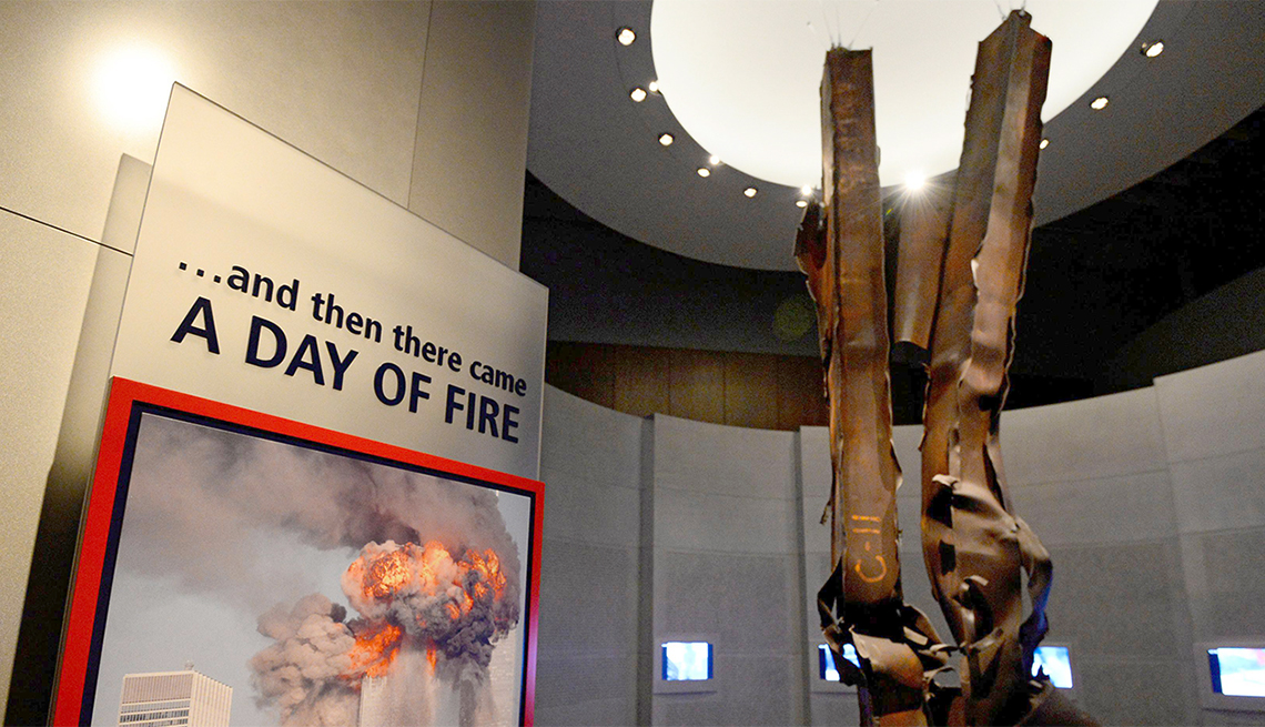9/11 Exhibit At The George W Bush Presidential Library, Presidential Libraries