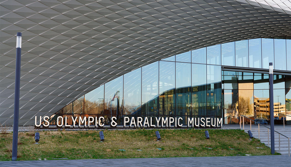 Museo Olímpico y Paralímpico de Estados Unidos