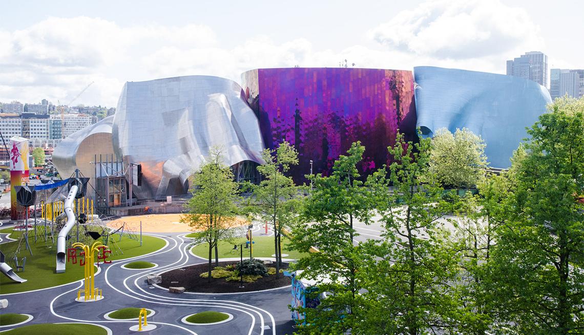 Panorámica del Museo de Cultura Popular