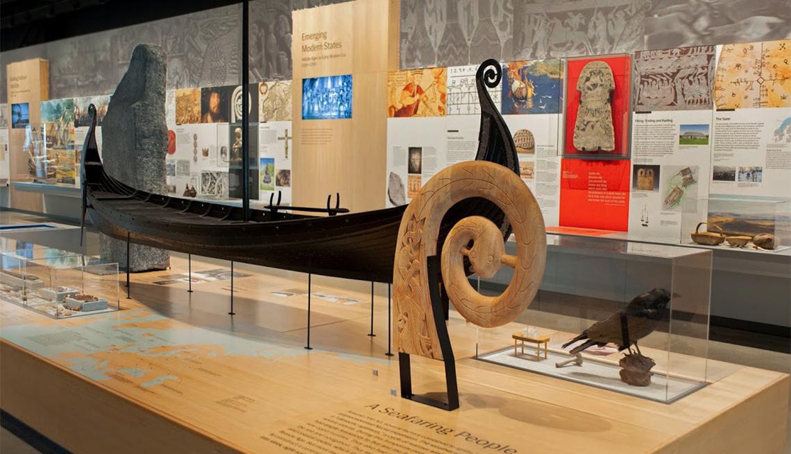 Nordic Museum exhibit