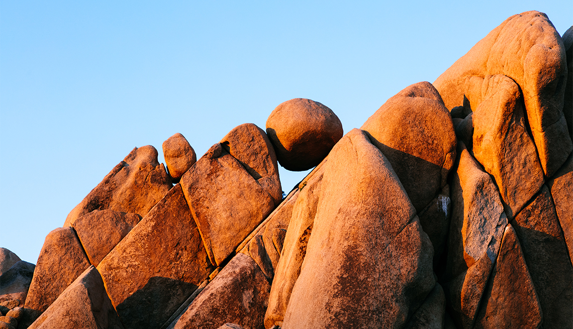 item 4 of Gallery image - Joshua Tree National Park, balancing rock