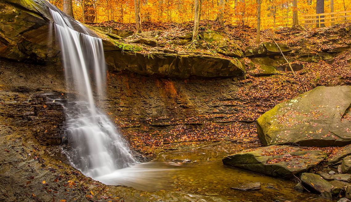 item 7 of Gallery image - Cuyahoga Valley National Park in Autumn