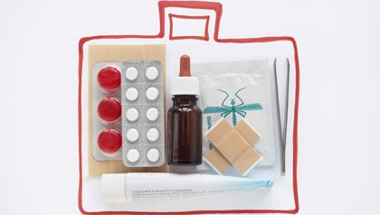 Greenberg Q&A: Four Medical Concerns on the Road first aid kit