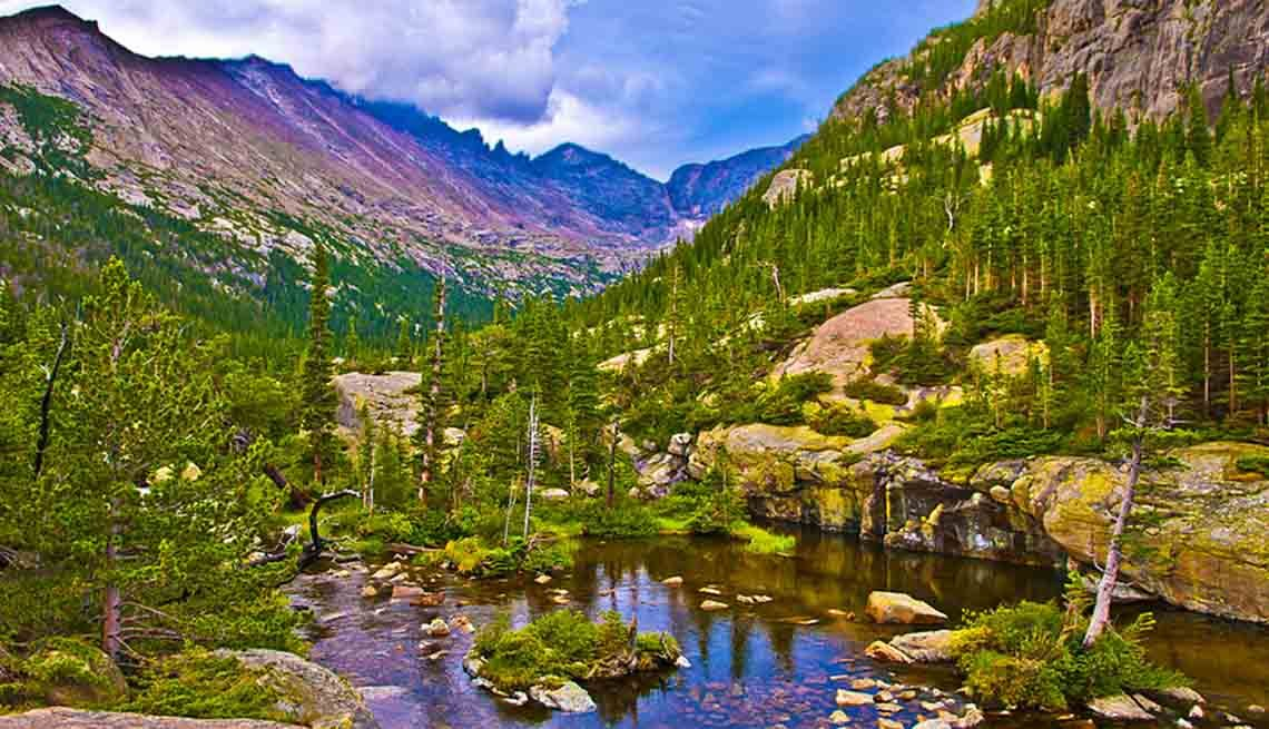 10 Best National Park Hikes - Rocky Mountain National Park, Colorado