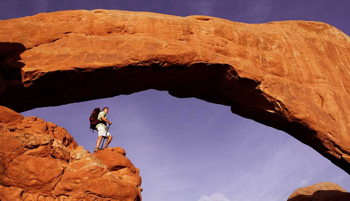 10 Best National Park Hikes Arches National Park, Utah