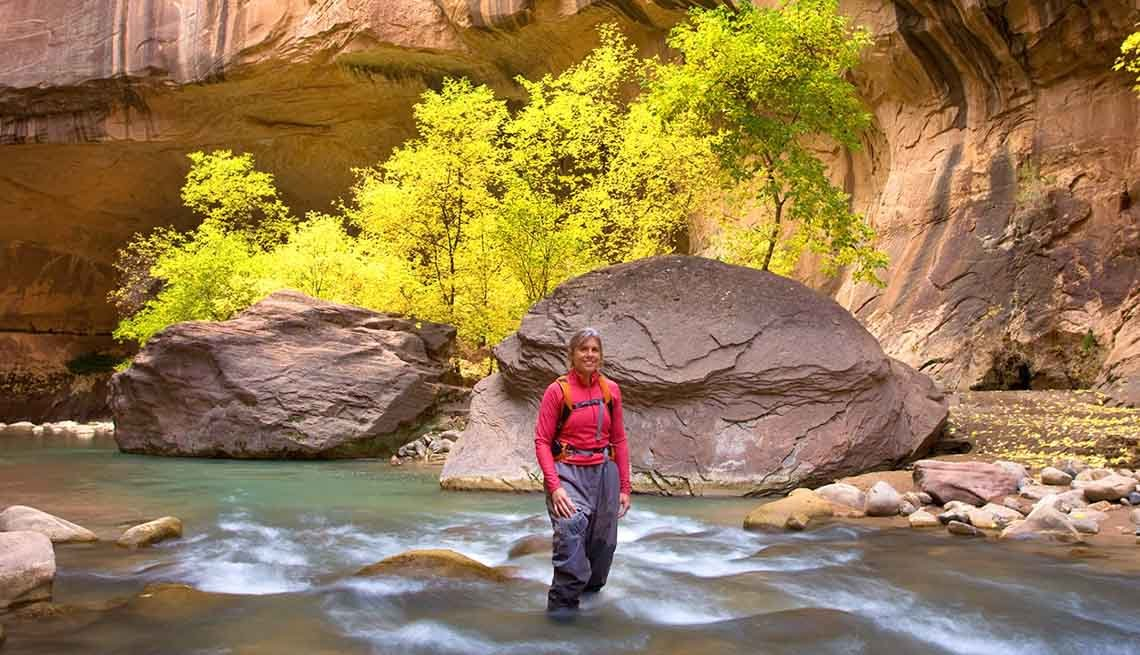 10 Best National Park Hikes - Zion