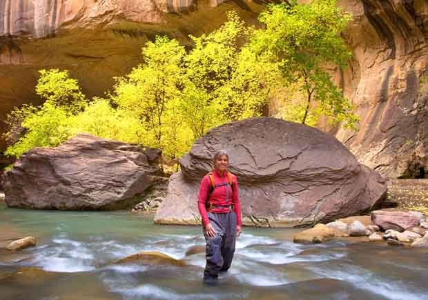 Parques con increíbles senderos para caminar - Zion