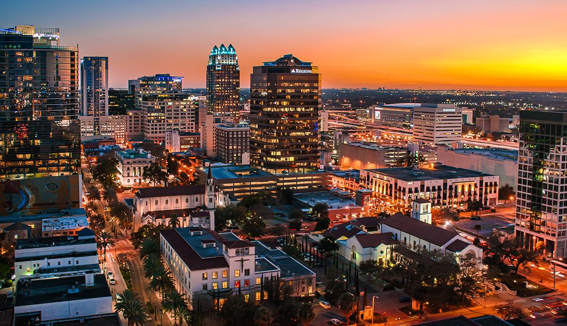 Ciudades para un escape de fin de semana - Orlando
