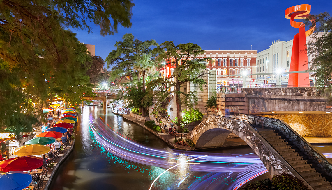Ciudades para un escape de fin de semana - San Antonio