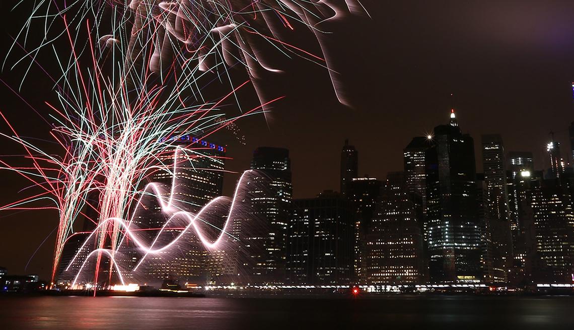 Ciudades donde festejar el 4 de Julio