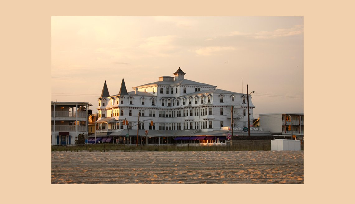 Inn of Cape May, Victorian Hotel on the Beach, 5 Historic Beach Resorts That Are Surprisingly Affordable